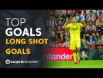TOP 5 Goles De Larga Distancia LaLiga Santander 2018/2019