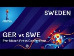 GER v. SWE - Sweden Pre-Match Press Conference