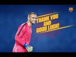 Thank you and good luck, Jasper Cillessen!
