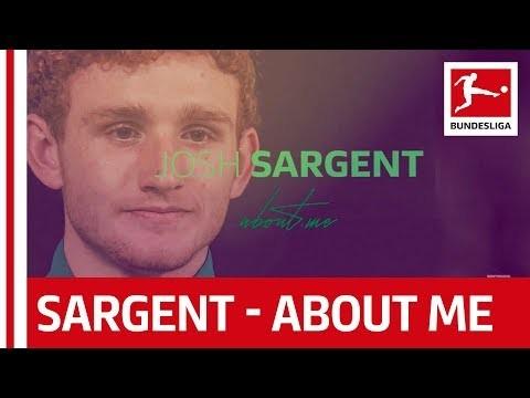 Josh Sargent - America's Rising Star About His Bundesliga Challenge