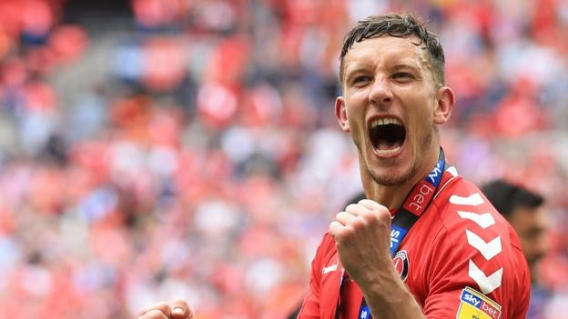 Jason Pearce: Charlton Athletic captain signs new contract to June 2021