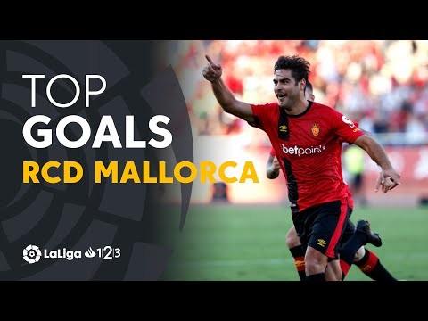 Los goles del ascenso del RCD Mallorca LaLiga 1|2|3 2018/2019