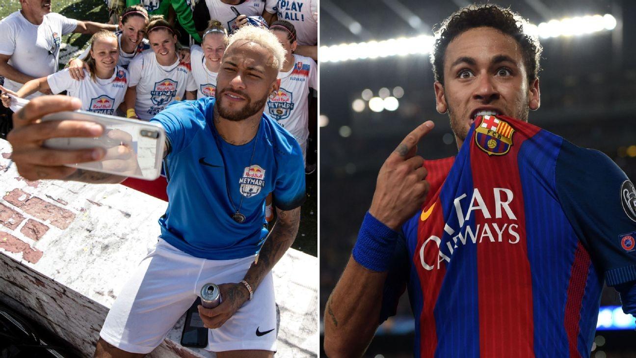 Toe Poke Daily: Neymar says Barca comeback vs. PSG is his best football memory