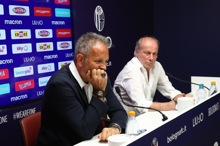 Mihajlovic to continue with Bologna: I'll look my illness in the eyes and face it with my chest out