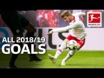 Timo Werner - All Goals 2018/19
