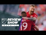 Red Bulls Down Rival NYCFC in Controversial New York Derby | Review Show Week 19