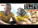 "Aubameyang, Lacazette & Mkhitaryan! | ""You're Cheating!"" 😂