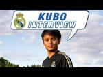 "Kubo: ""I'm really proud to be at the best club in the world"""