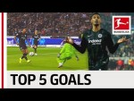 Sebastien Haller - Top 5 Goals