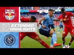 New York Red Bulls vs. NYCFC | HIGHLIGHTS - July 14, 2019