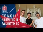 DOWNTIME IN D.C. | Arsenal squad take sightseeing trip around Washington