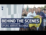 BEHIND THE SCENES | SPURS TRAVEL TO CHINA