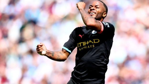 Raheem Sterling: Pep Guardiola praises 'special' forward