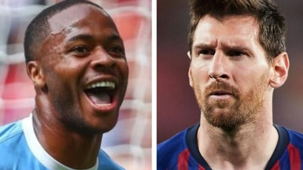 Raheem Sterling: Can Man City forward have a 'Lionel Messi' season?