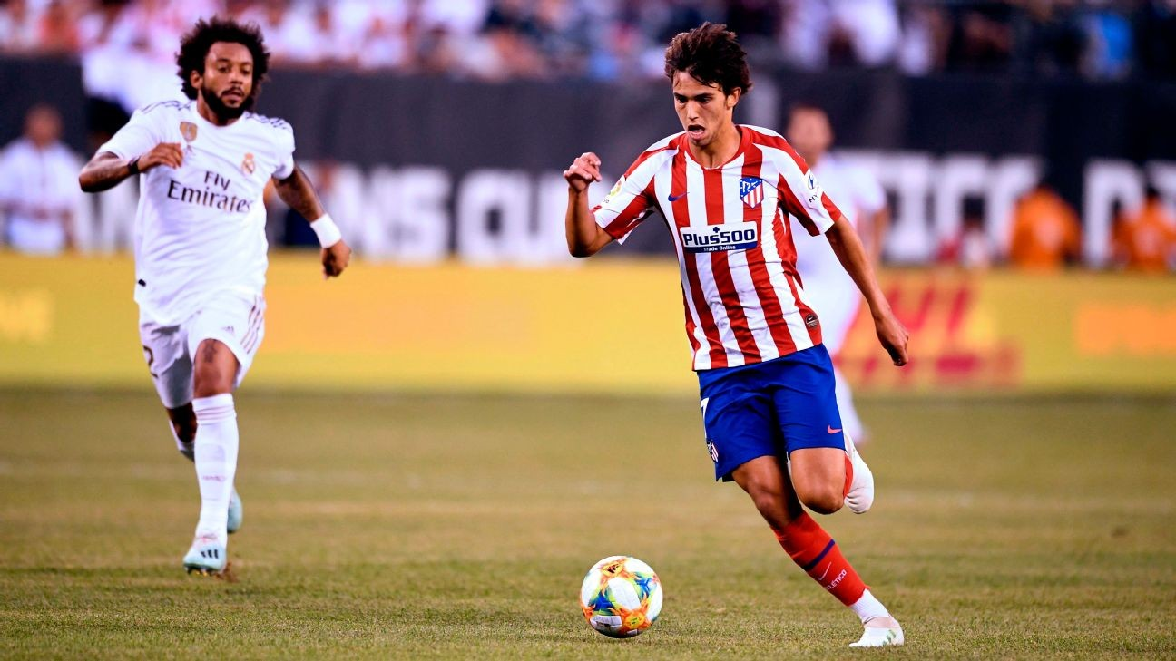 Atletico won the summer transfer window but will they pip Barcelona and Real Madrid to La Liga?