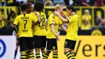 Borussia Dortmund 5-1 Augsburg: Report, Ratings & Reaction as Alcacer & Sancho Shine