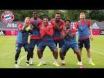 Dribbling & Shooting   FC Bayern Team Challenge