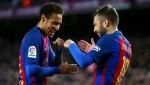 Jordi Alba Hits Out at 'Tiring' Rumours Linking Neymar With Summer Camp Nou Return