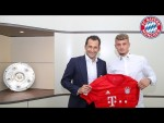 Michaël Cuisance signs five-year contract at FC Bayern!