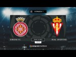 Girona FC – Real Sporting MD1 D1830