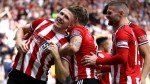 Sheffield United 1-0 Crystal Palace: John Lundstram earns Blades first win