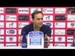 Rueda de prensa de Fran Fernández tras el CD Numancia vs AD Alcorcón (0-1)