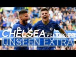 Mason Mount's first Chelsea goal!⚽️ Chelsea 1-1 Leicester | Unseen Extra