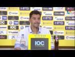 Rueda de prensa de  Míchel tras el UD Las Palmas vs SD Huesca (0-1)