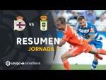 Resumen de RC Deportivo vs Real Oviedo (3-2)