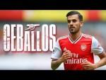 Ceballos skills compilation | Arsenal 2 - 1  Burnley | Aug 17, 2019
