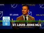 "MLS in St. Louis ""is surreal"" according to Taylor Twellman"