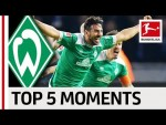 Özil, Klose, Pizarro and Co. - Werder Bremen's Top 5 Moments