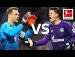 Manuel Neuer vs. Alexander Nübel - World Star & Young Gun Go Head-to-Head