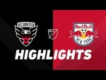 D.C. United vs. New York Red Bulls | HIGHLIGHTS - August 21, 2019