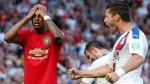 Man Utd 1-2 Crystal Palace: Patrick van Aanholt scores winner