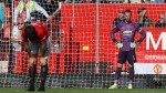 De Gea slips up with 5/10 as Man United lose to Crystal Palace