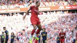 Klopp pleased by 'greed and passion' of Liverpool
