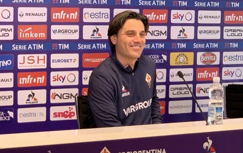 Montella: It's hard to understand the reasoning behind the refereeing errors