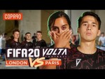 FIFA VOLTA Squad Match | Paris vs London FC