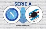 Napoli v Sampdoria: Official Line-Ups