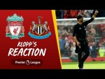 Klopp's reaction: Liverpool v Newcastle | Klopp on Reds' resilience, Firmino & Origi