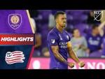 Orlando City SC vs. New England Revolution   Nani with a Golazo!   HIGHLIGHTS