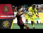 Atlanta United FC vs. Columbus Crew SC   Is Josef Martinez's Goal Record Over?   HIGHLIGHTS