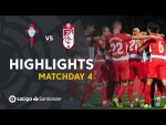 Highlights RC Celta vs Granada CF (0-2)