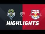 Seattle Sounders FC vs. New York Red Bulls | HIGHLIGHTS - September 15, 2019