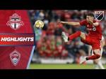 Toronto FC vs. Colorado Rapids | Can Toronto Keep the Unbeaten Streak Alive? | HIGHLIGHTS