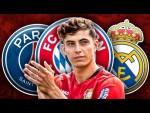 PSG To Battle Bayern Munich & Real Madrid For €90M Kai Havertz?! | Euro Transfer Talk