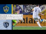 LA Galaxy 7-2 Sporting Kansas City | Zlatan with his third MLS hat trick! | EXTENDED HIGHLIGHTS