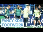CHAMPIONS LEAGUE TRAINING | SHAKHTAR V MAN CITY