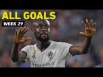 ALL GOALS from MLS week 29 | Kamara, Zlatan, Vela & more